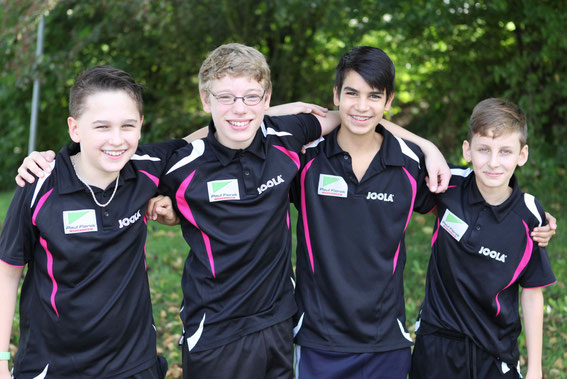 2. Jugend 2013/14: Meister der Verbandsklasse Nord