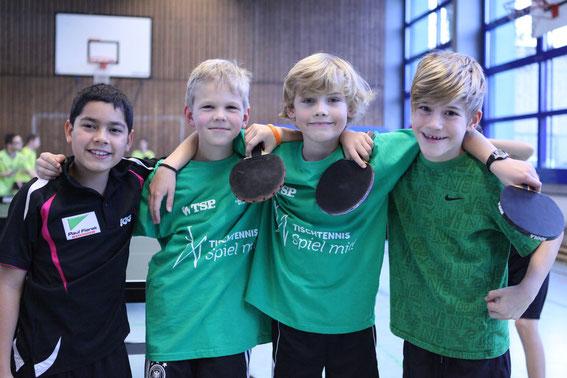 1. Platz WK-GS: Sepp-Herberger-Grundschule Weinheim-Hohensachsen