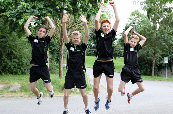 1. Jugend: Meister in der Verbandsliga