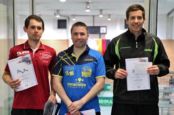 Sieger Herren A-Konkurrenz