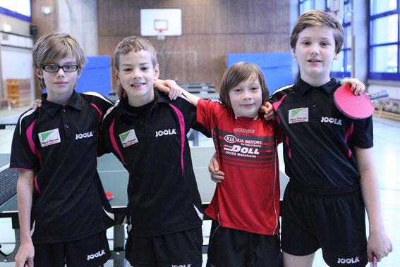 5. Platz WK IV/1: Werner-Heisenberg-Gymnasium Weinheim