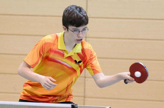 Frank Jänicke: Sieger der Jungen U15-Konkurrenz (A-Schüler)