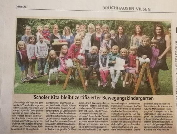 Kreiszeitung vom 26.6.2018
