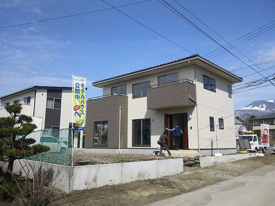 新築住宅 御代田町Ⅱ 長野県 佐久市 あづま不動産 田舎暮らし