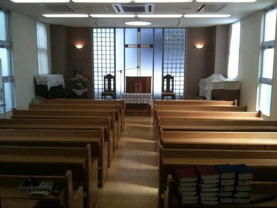 2F 礼拝堂