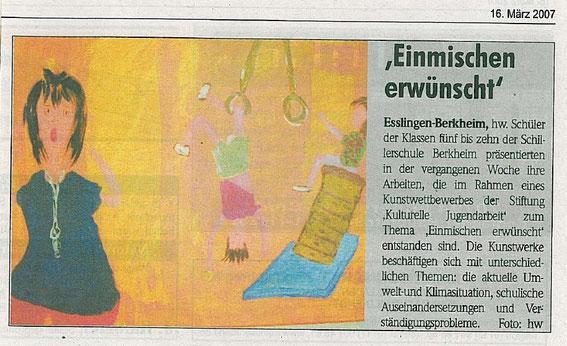Quelle: Mitteilungsblatt Berkheim März 2007