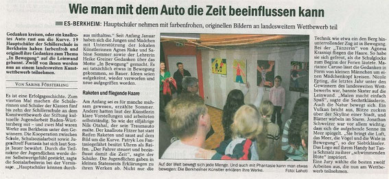 Quelle: Esslinger Zeitung 2008