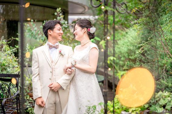 エレガンテヴィータ恵比寿 レストラン 渋谷区 カメラマン Natsumetic wedding