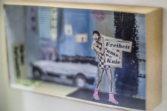 Christine Hohenstein - Freiheit ums Knie [Free the Knees]
