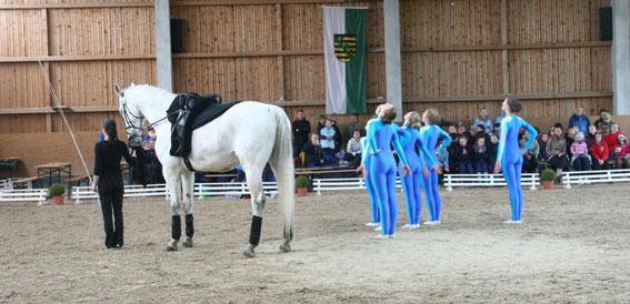 Juniorteam Rostock - Pflicht Platz 1