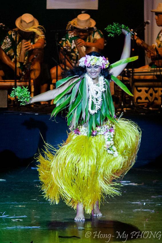 Gagnante 'Ori Tahito : Heiana Virideau