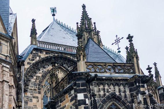 Cathédrale, patrimoine culturel mondial de l'Unesco