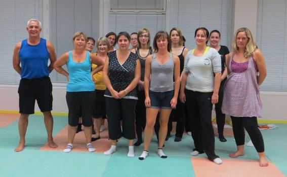 Section BODY Gym avec Jean-Paul