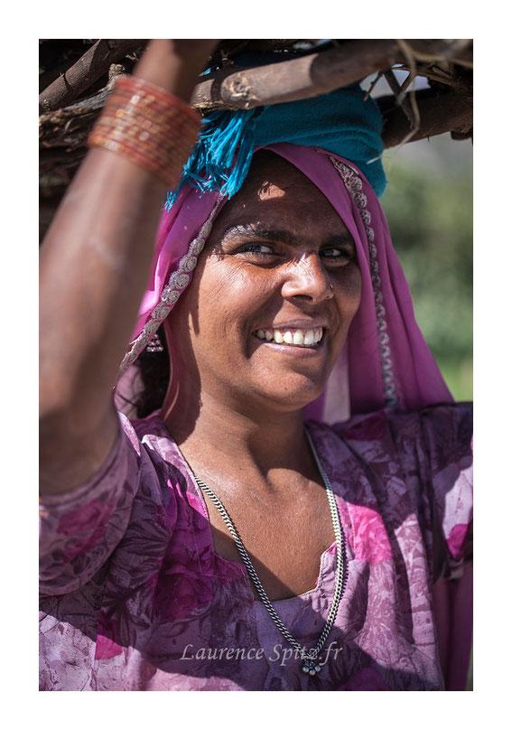 Smile . (Rajasthan)