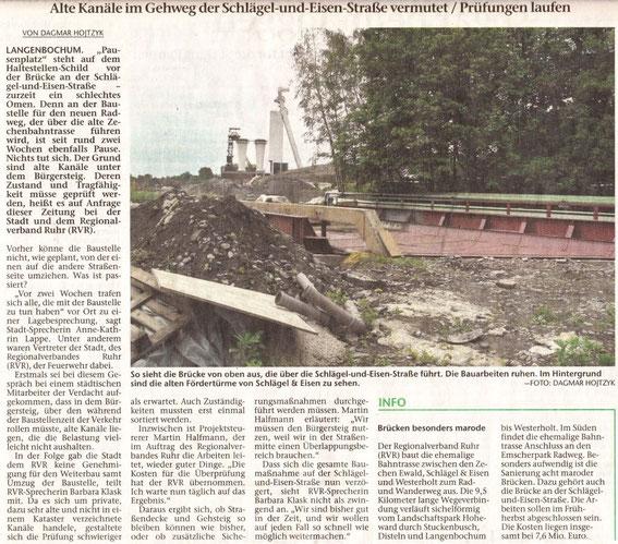 Hertener Allgemeine 1.5.2014