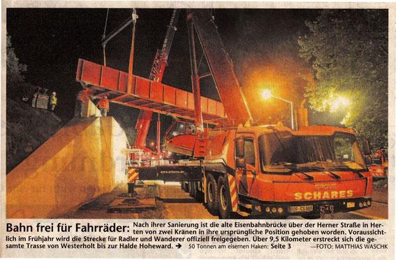30.9.2013 Hertener Allgemeine