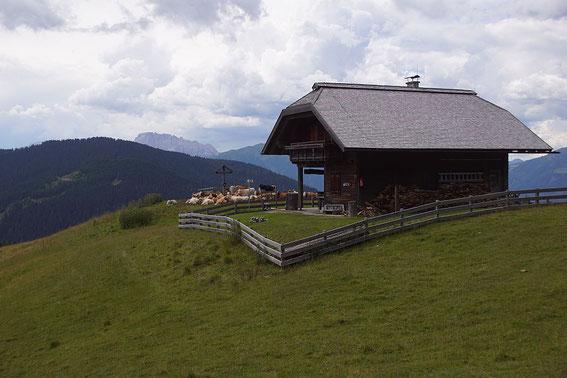Die Weißbriachhütte