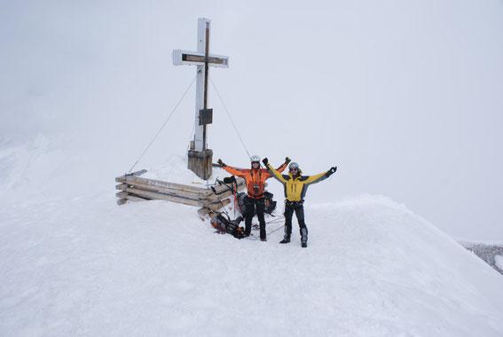 Gipfelsieg