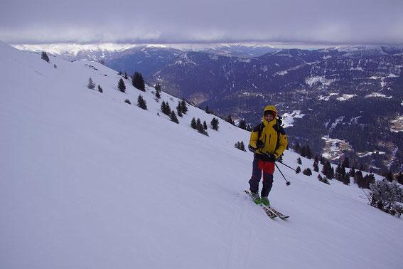 Gipfelhang des Lierzberger Alpenspitzes