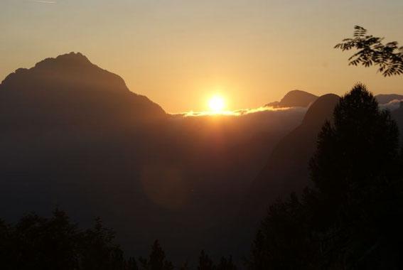 Guten Morgen liebe Sonne!