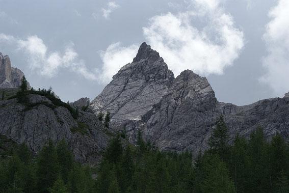 Fantastisches Bergpanorama: Teplitzer Spitze