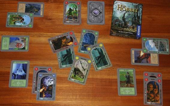 Der Hobbit - das Kartenspiel