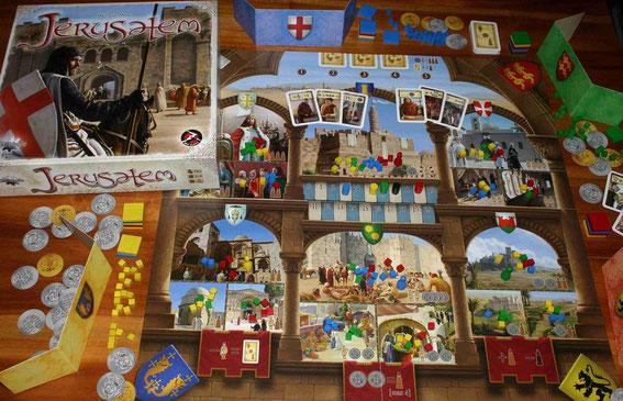 Jerusalem von Abacus