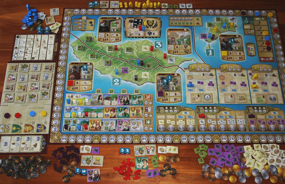 Madeira von Huch/What's your Game für 2-4 Spieler