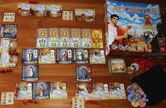 Augustus von Asmodee für 2-6 Spieler