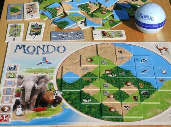 Mondo von Pegasus für 1-4 Spieler ab 8 Jahren