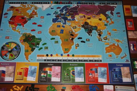 Imperial 2030 von PD-Spiele / Heidelberger für 2-6 Spieler; Autor: Mac Gerdts