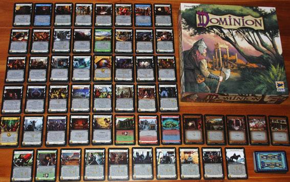 Dominion Karten