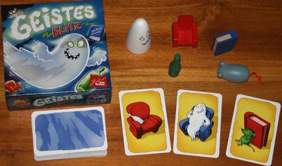 Geistesblitz von Zoch für 2-6 Spieler