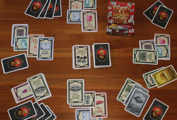 Big Deal von Schmidt-Spiele für 2-6 Spieler ab 8 Jahren; Autor: Brent Beck