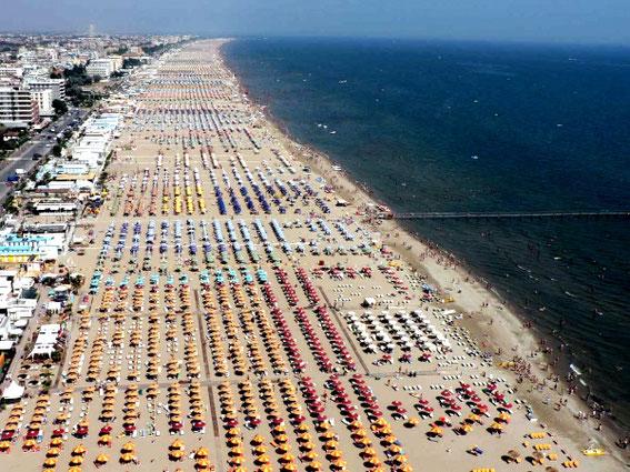 Rimini (Italie) : un exemple à suivre de conservation du patrimoine côtier ...