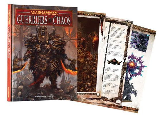 Guerriers du Chaos