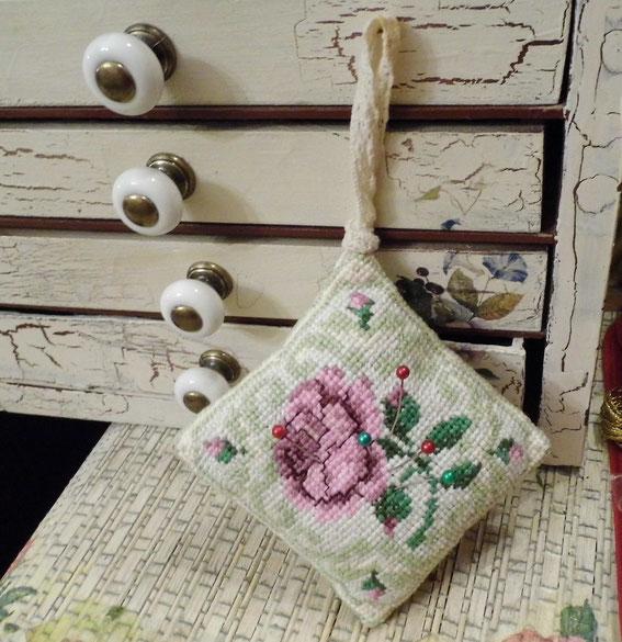 игольница шебби шик приятные мелочи комната в стиле шебби шик своими руками.