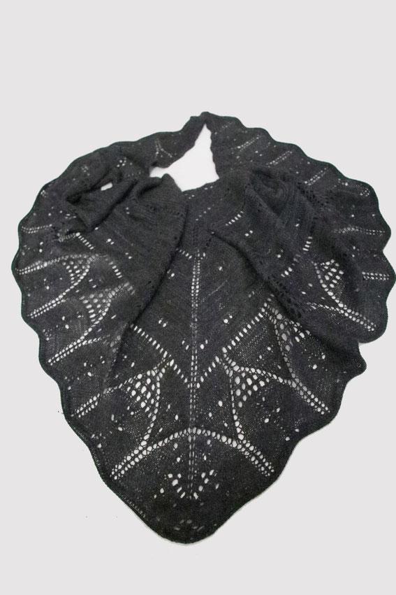 вязаная шаль вязание на спицах вязаный шарф шапка варежки вязать