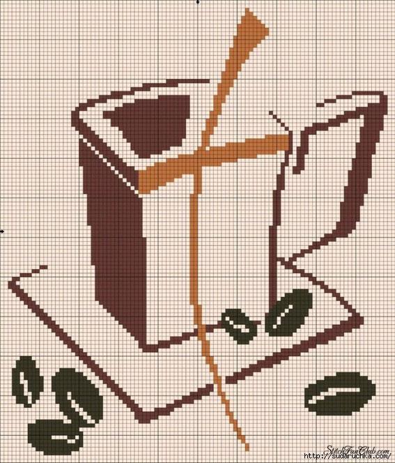 схема для вышивки