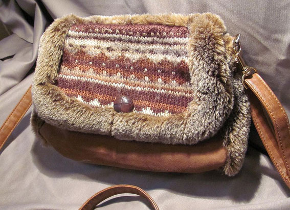 вязание спицами шапка вязаная варежки вязаные вязаная сумка  меховая сумка вязаный шарф вязание шапок
