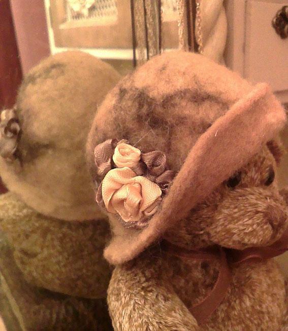 Валяная шляпка для игрушки, аксессуары для кукол, костюмы для игрушки куклы