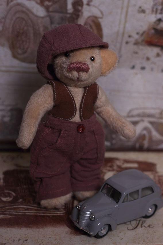 мишка тедди ручная работа заказать игрушку