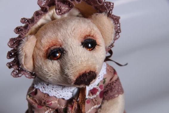 мишка тедди шляпка для куклы сумочка для куклы