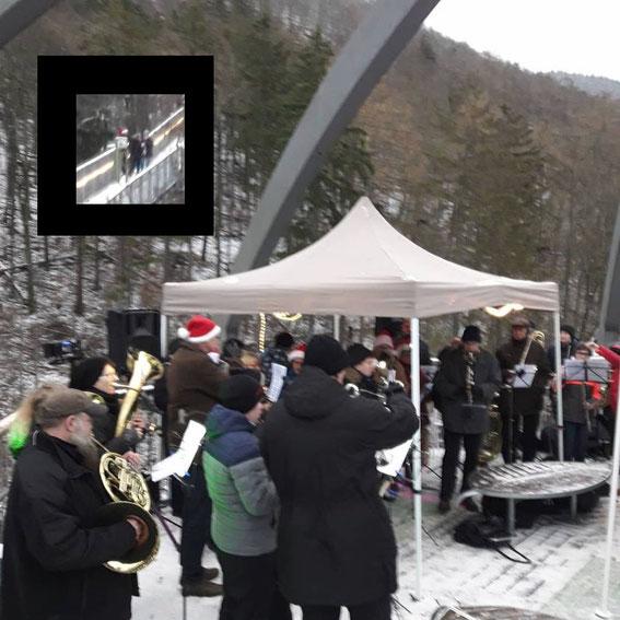 Wipfelweihnacht bei Baumwipfelpfad Bad Harzburg