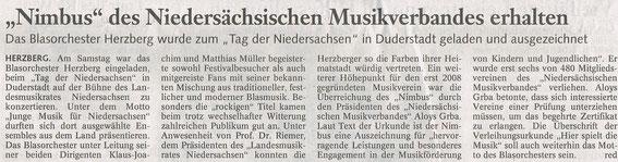 Harzkurier, 16.07.2012