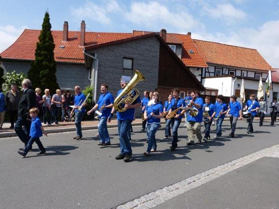Pfingstumzug in Herzberg 19.05.2013