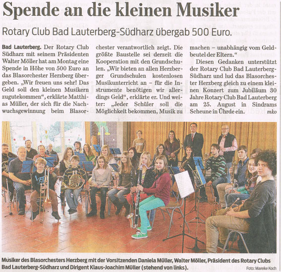 Harzkurier, 28.03.2013