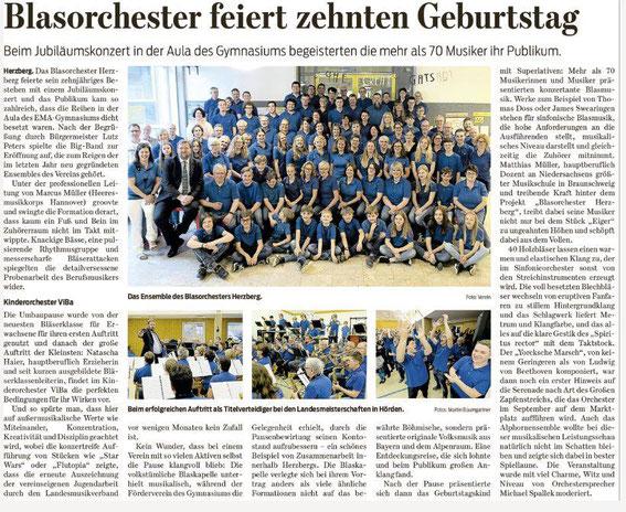 Harzkurier, 08.05.2018