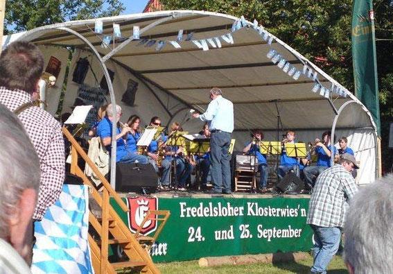 Fredelsloher Klosterwies´n 25.09.2011
