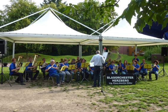 Musikantentreffen Tambourcorps Herzberg 4.9.2011